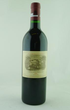CHATEAU LAFITE ROTHSCHILD 1991 Pauillac, 1 bottle (high fill)