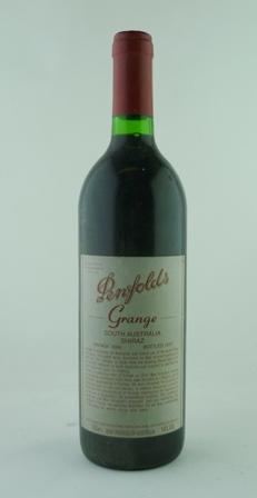 PENFOLDS GRANGE 1996 Shiraz, bottled 1997 dedicated to Max Schubert, 1 bottle