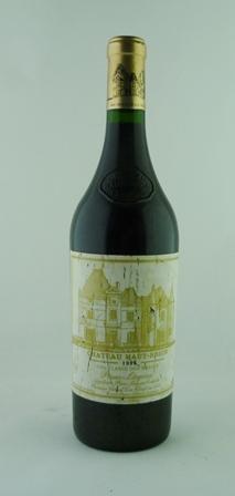 CHATEAU HAUT-BRION 1999 Cru Classe des Graves, 1 bottle