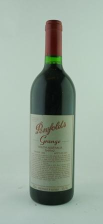 PENFOLDS GRANGE 1996 Shiraz, bottled 1997, dedicated to Max Schubert 1915-1994, 1 bottle