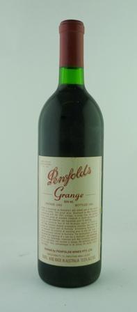 PENFOLDS GRANGE Bin 95 1990 bottled 1991, dedicated to Max Schubert 1915-1994, 1 bottle
