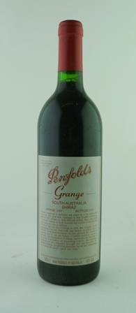 PENFOLDS GRANGE 1997 bottled 1998, Shiraz, dedicated to Max Schubert 1915-1994, 1 bottle
