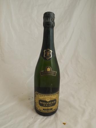 BOLLINGER 1979 Extra Brut Champagne, 1 bottle