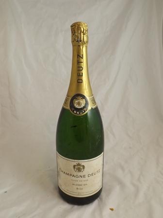 DEUTZ 1975 Vintage Champagne, 1 magnum