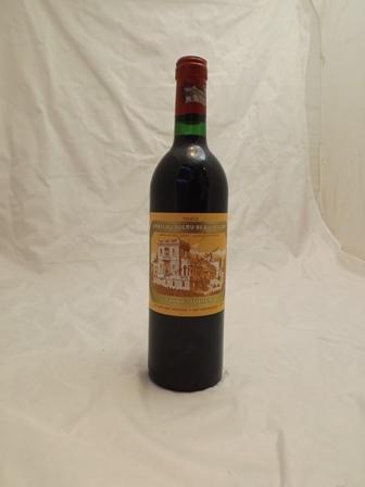 CHATEAU DUCRU-BEAUCAILLOU 1982 AC Saint-Julien, 1 bottle