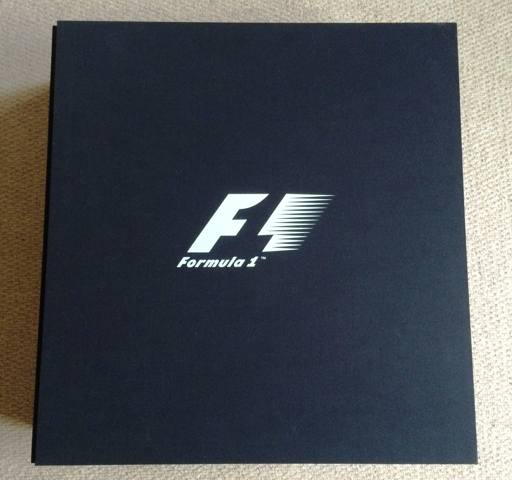THE OFFICIAL FORMULA 1 OPUS The Classic Edition, limited edition, 1 leather bound volume of 852 pages, approx 1000 images, 50 x 50cm in outer protective case